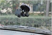 Стойка за GPS за закрепяне на стъклото