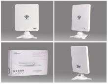 Мощен WI-FI Декодер за външен монтаж KINAMAX TS-9900