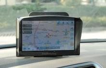 Сенник за GPS навигации 4.3 инча