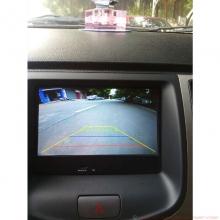 Универсална водоустойчива камера за задно виждане с нощен режим LED AC-662