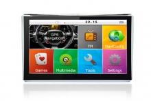 GPS навигация ORION Z8 – 7 инча + 800MhZ + 256RAM + 8GB