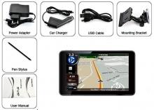 GPS навигация ORION Z10 – 7 инча + 800MhZ + 8GB + BG + EU