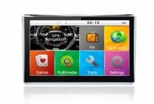 GPS навигация за автобус LEOS A601 - 7 инча + 800MHZ + 8GB + 256MB RAM
