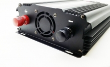 Мощен инвертор на напрежение - 12V - 220V - 3000W