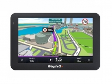 GPS навигация WayteQ x995 Android Sygic с безплатни актуализации на картите