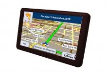 GPS навигация ORION Z9 - 7 инча, 800MHZ, 8GB