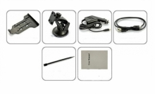GPS навигация LEOS M100BT 7 инча, Bluetooth, AV IN, 800MHZ, 256RAM, 8GB + СЕННИК