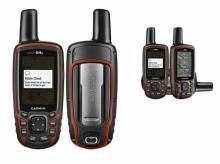 GARMIN GPSMAP 64s за измерване на площи