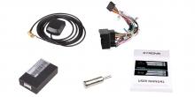 Мултимедия двоен дин за Ford Focus PF71FSFS-B, GPS, DVD, WinCE, 7инча