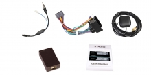 Мултимедия двоен дин за Opel Astra, Vectra, Corsa, Zafira PF71OLOS-S, WinCE, GPS, DVD, 7 инча