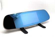 6в1 Огледало за кола 5 инча GPS + Таблет + DVR + КАМЕРА ЗА ПАРКИРАНЕ