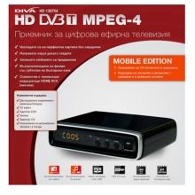 Приемник за цифрова ефирна телевизия Diva HD 1307M