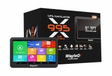 GPS навигация с Андроид за камиони WayteQ x995, WIFI, 24GB