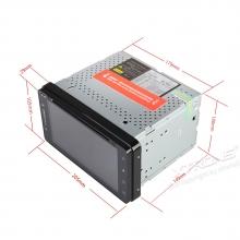 Навигация двоен дин за TOYOTA PF75HGTAP, ANDROID, GPS, WIFI, DVD,6.95 инча