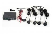Звуков парктроник с 4 черни или сиви датчика
