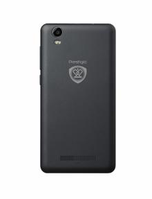 Смартфон Prestigio Muze A5, Черен с 2 СИМ карти