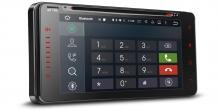 Навигация двоен дин за TOYOTA с Android 6.0 PB76HGTAP, GPS, WiFi, 7 инча