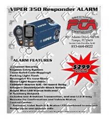 Аларма за кола Viper 350 Responder