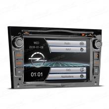 Мултимедия двоен дин за Opel Astra, Vectra, Corsa, Zafira PF71OLOS-B, WinCE, GPS, DVD, 7 инча