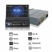 Навигация за камион за вграждане AT 179601, GPS, Bluetooth, 7 инча + КАМЕРА