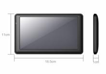 Двуядрена GPS навигация LEOS M200 - 7 инча, 800MHZ, 8GB