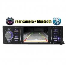 MP5 Аудио плеър за кола AT 3615B с 3.6 инча дисплей, Bluetooth + камера за паркиране