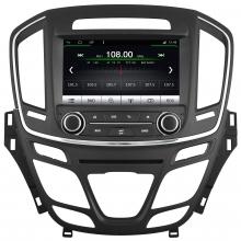 Навигация двоен дин за Opel Insignia 2013-2016 OP08A c Android GPS, DVD, 8 инча
