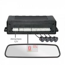 Парктроник с огледало и четири датчика модел PNI P03