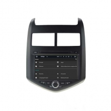 Навигация двоен дин за  Chevrolet Aveo (11-13) H5745G  с Android 5.1, DVD, GPS, WiFi, 7инча