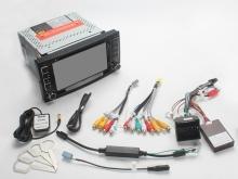 Навигация двоен дин VW TOUAREG (04-11) с Android 7.1 VW0708, GPS, WiFi, DVD, 7 инча