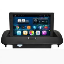 Навигация двоен дин за VOLVO C40/S40 DD-9850A с Android, GPS, WiFi, DVD, 7 инча