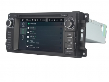 Навигация двоен дин за JEEP JP6201W GPS, DVD, WinCE, 7 инча