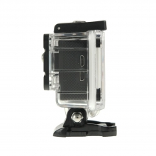 Екшън камера АТ Sport Cam, 1080p, H.264 Full HD, Wi-fi, Водоустойчива