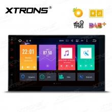 Универсален двоен дин с Android 8.0, TE706PL, WiFi, GPS, 7 инча