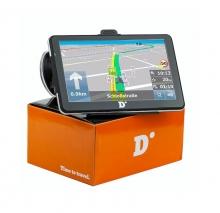 Diniwid N7 GPS навигация за камион 7 инча, 256BM RAM
