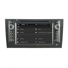 Навигация двоен дин за AUDI A6 (99-04) с Android 8.0, MKD-A787, WiFi, GPS, 7 инча