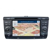Навигация двоен дин SKODA OCTAVIA 2005-2012 с Android 7.1 M005G, GPS, WiFi, DVD, 7 инча