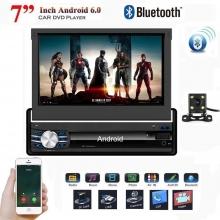 Универсален единичен дин с Android 6.0 AT 712 с WiFi, GPS, 7 инча