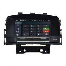 Навигация двоен дин за OPEL ASTRA J с Android 8.0, MKD-O838, WiFi, GPS, 8 инча
