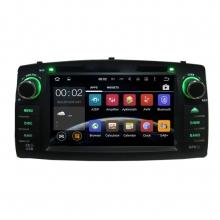 Навигация за Toyota Corolla E 120 VS0703TC с Android 7.1, WiFi - 7 инча