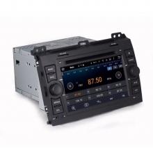 Навигация за Toyota Land Cruiser 120 Prado TO0712 с Android 9.0, WiFi - 7 инча