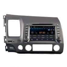 Навигация двоен дин за Honda Civic(06-11) с ANDROID 7.1, MKD-H859,GPS,WiFi, 7 инча