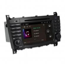Навигация за Mercedes W203 W209 W219 VS0707CLK с Android 7.1, WiFi - 7 инча