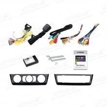 Навигация двоен дин за BMW E81, E82, E88 с Android 7.1 PA7781BP GPS, WiFi, 7 инча
