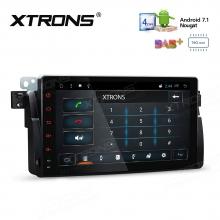 Навигация за BMW E46 с Android 7.1, PCD9746BL, WiFi, GPS, 9 инча