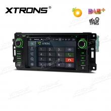 Навигация за Jeep, Dodge, Chrysler с Android 8.0, PB68WRJP, WiFi, GPS, 6,2 инча