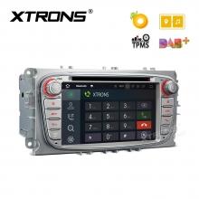 Навигация двоен дин за FORD Focus II, Mondeo с Android 8.0, PB78FSFP-S, WiFi, GPS, 7 инча