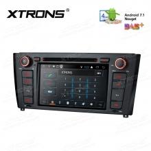 Навигация двоен дин за BMW с Android 7.1, PCD7781B, WiFi, GPS, 7 инча