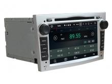 Навигация двоен дин Opel Astra Vectra Meriva с Android 8.1 OP0703A81, GPS, WiFi, DVD, 7 инча