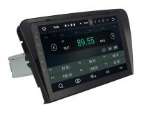 Навигация двоен дин Skoda Octavia с Android 8.1 SK1022A81, GPS, WiFi, DVD, 10.1 инча